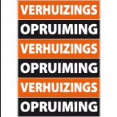 Poster verhuizings-opruiming PO-026