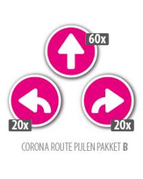 Corona routepakket B
