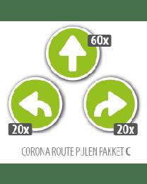 Corona routepakket C