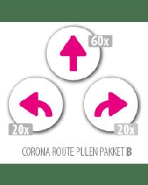 Corona routepakket B2