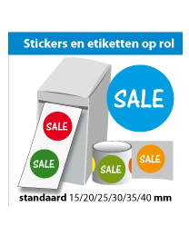 Stickers op rol SR-023
