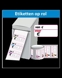 Stickers op rol SR-037