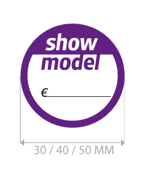 productstickers show model ETI-005