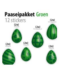paasei pakket STP-04 groen
