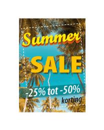 Poster zomer sale PO-054