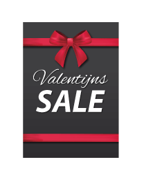 Poster valentijns sale PO-050