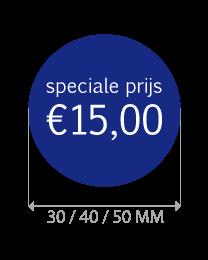productstickers speciale prijs SP001