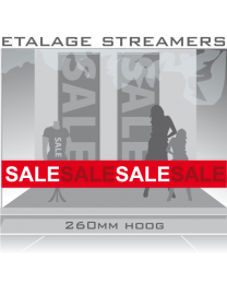 Raamstr 260 sale STR-003 5 st