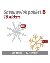 Sneeuwvlok pakket VLOK-05