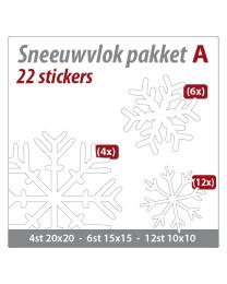 Sneeuwvlok pakket VLOK-07