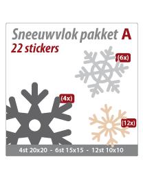 Sneeuwvlok pakket VLOK-10