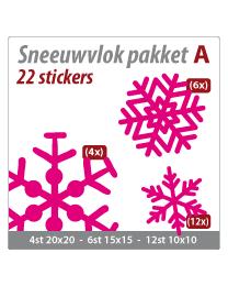 Sneeuwvlok pakket VLOK-13