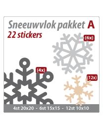 Sneeuwvlok pakket VLOK-19