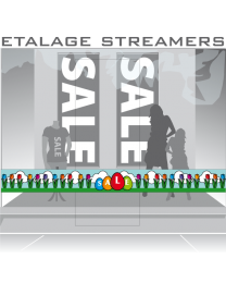 Raamstreamer sale STR-006