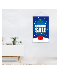 textielposter christmas sale PM-009