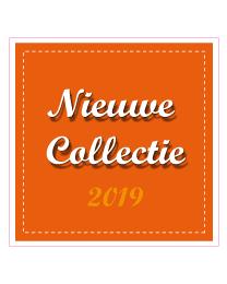 Etalagesticker nieuwe collectie 2019