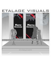 visual christmas sale vis-016
